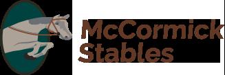 McCormick Stables Retina Logo